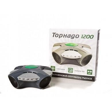 Отпугиватель грызунов Торнадо-1200 с пультом